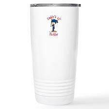 Daddys Lil Slugger Travel Mug