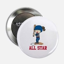 "All Star 2.25"" Button"
