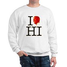 i heart hawaii Sweatshirt