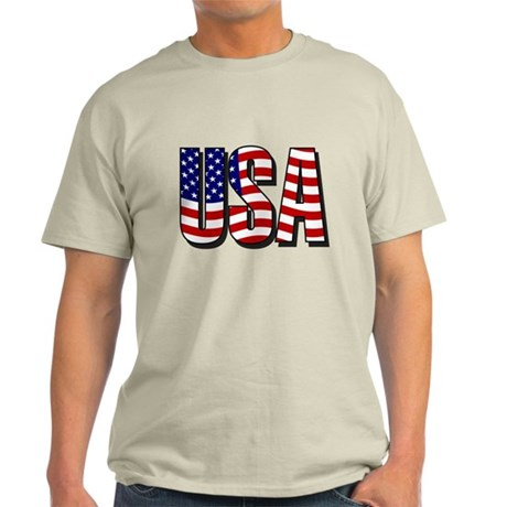 U.S.A. Light T-Shirt