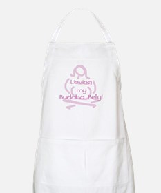 Buddha Belly Maternity BBQ Apron