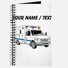 Custom Ambulance Journal