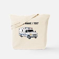 Custom Ambulance Tote Bag