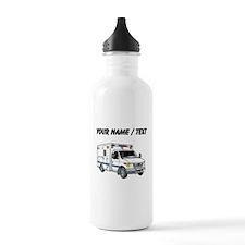 Custom Ambulance Water Bottle