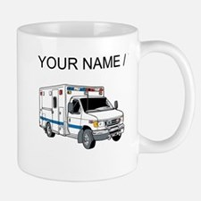 Custom Ambulance Mugs