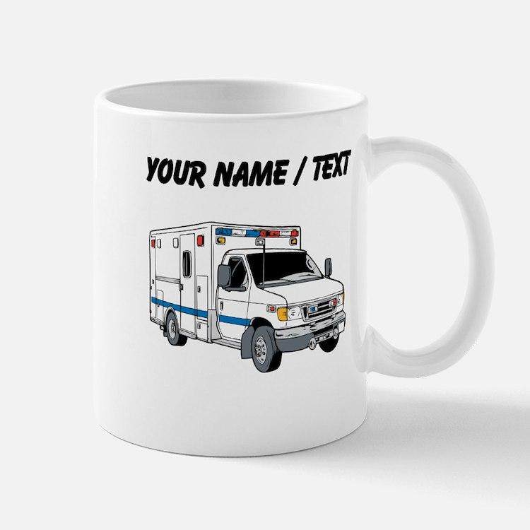 Custom Ambulance Mugs