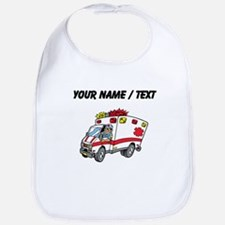 Custom Cartoon Ambulance Bib