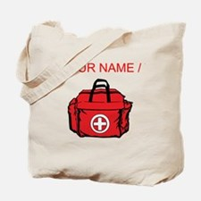 Custom First Aid Kit Tote Bag