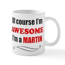 Martin Awesome Family Mugs