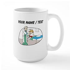 Custom Pediatrician Mugs