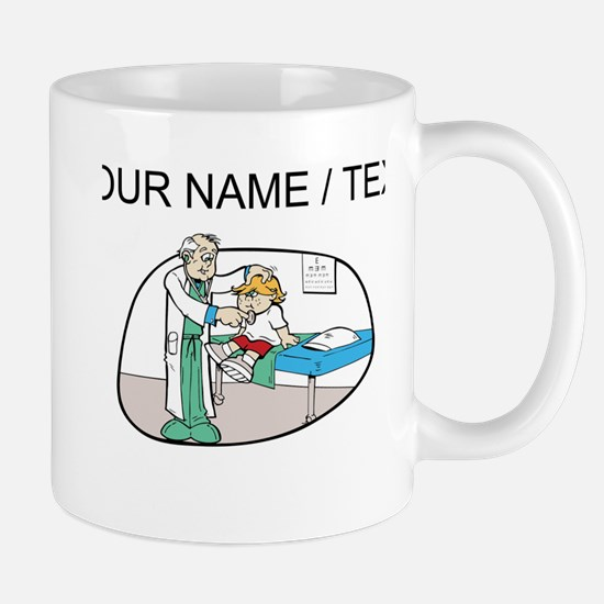 Custom Pediatrician Mugs