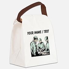 Custom Surgery Canvas Lunch Bag