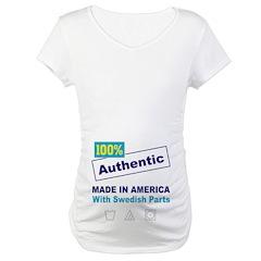 Made with Swedish Parts Shirt
