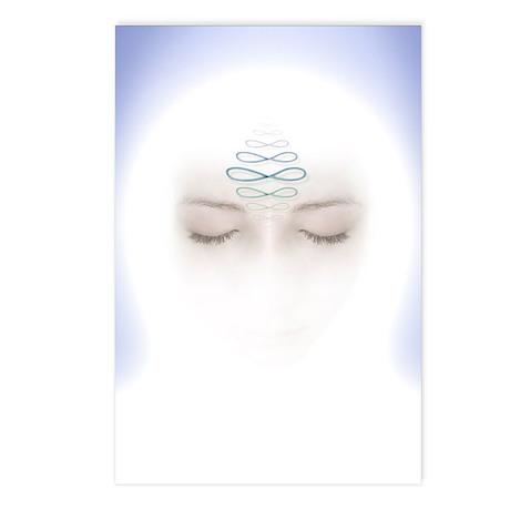 Infinite Being, 8 postcards