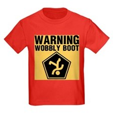 Wobbly Boot T