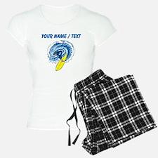 Custom Surfer Pajamas