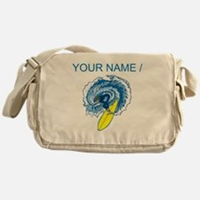 Custom Surfer Messenger Bag