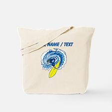 Custom Surfer Tote Bag