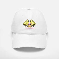 Hitched Chicks Baseball Baseball Cap