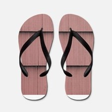Mauve shingle image Flip Flops