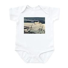 Collingwood Infant Bodysuit