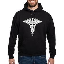 Medical Caduceus Hoodie