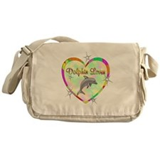 Dolphin Lover Messenger Bag
