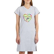 Dolphin Lover Women's Nightshirt