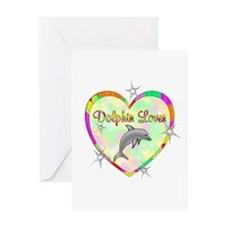 Dolphin Lover Greeting Card