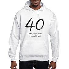 40th Birthday Hoodie