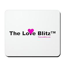 The Love Blitz Mousepad