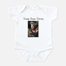 Nursing Comes Naturally 1 Infant Bodysuit
