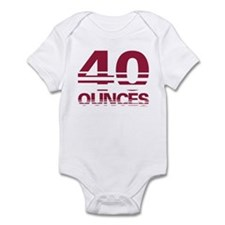 40oz. Infant Bodysuit