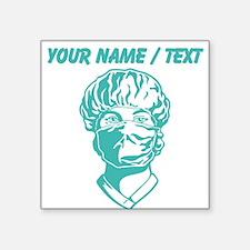Custom Surgeon Sticker