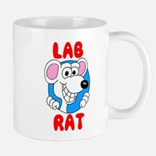 Science Lab Rat Mug