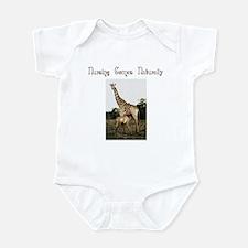 Nursing Comes Naturally 2 Infant Bodysuit