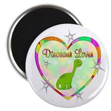 Dinosaur Lover Magnet