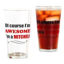 Unique Mitchell Drinking Glass