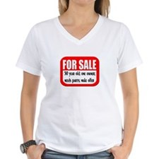 For Sale 50th Birthday Shirt