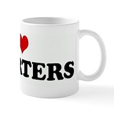 I Love SQUIRTERS Mug