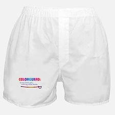 Sweet Girls / Big Metal Sticks Boxer Shorts