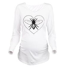 Be Love Long Sleeve Maternity T-Shirt
