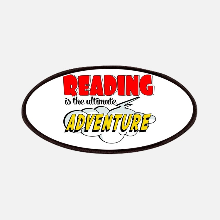 Reading Adventure Patches