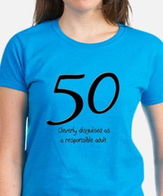 50th Birthday Disguise Tee