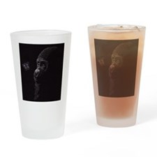 Unique Ape Drinking Glass