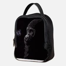 Cute Ape Neoprene Lunch Bag