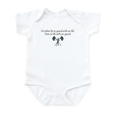 I'd Rather... Infant Bodysuit