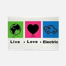 Live Love Electric Magnets