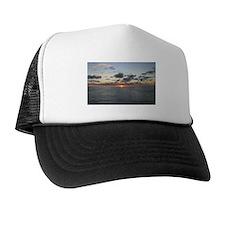 Cute Sunset clouds Trucker Hat