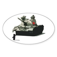 Hero of Tiananmen Square Decal